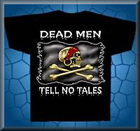 DeadMen Tell No Tales T-Shirt
